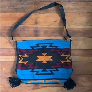 Tribal Pattern Purse